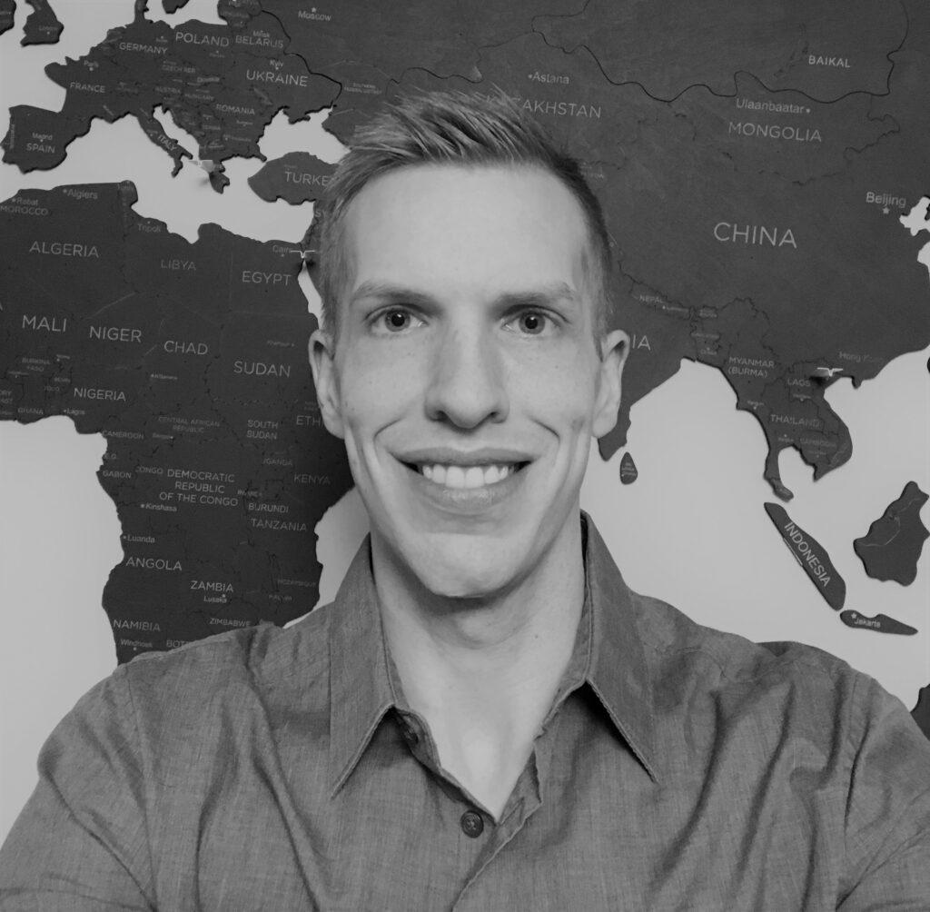 Jon Belanger, Project Manager, PARC