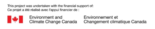 Enviroment and Climent Change Canada